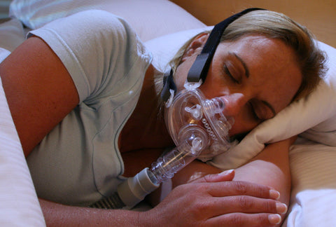 The Hybrid CPAP Mask