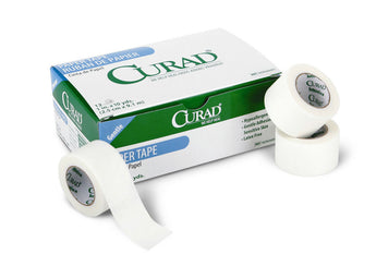 Medline CURAD Adhesive Paper Tape - compare with Micropore