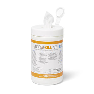 Micro-Kill AF2 Alcohol Free Disinfectant Wipes (160 Wipes Per Tub)