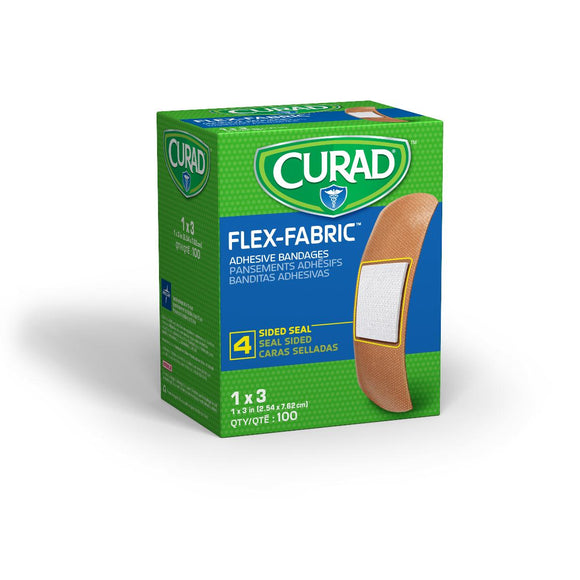 CURAD Flex-Fabric Adhesive Bandages