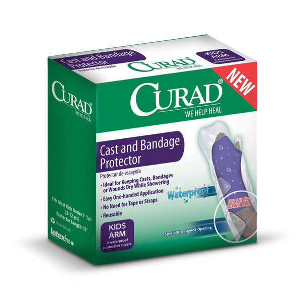 CURAD Cast and Bandage Protectors - adult ARM