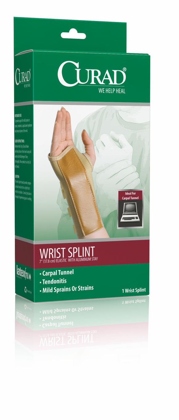 Elastic Wrist Splints