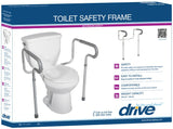 Toilet Safety Frame with Padded Arms
