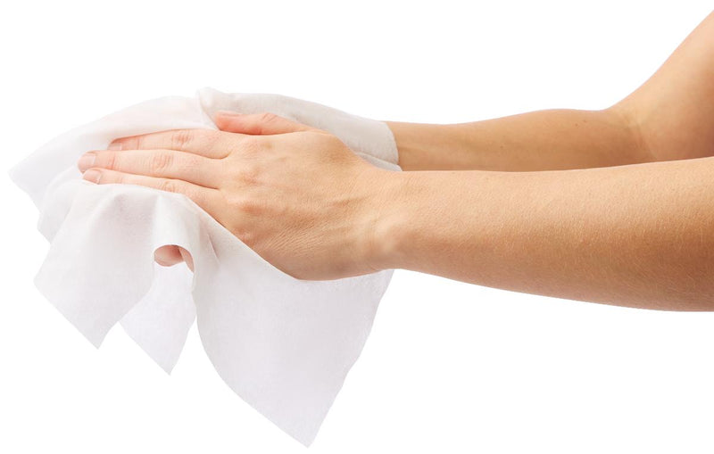 Ultrasoft Disposable Dry Cleansing Cloths (Dry Wipes)