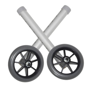 "Drive Universal 5"" Walker Wheels"