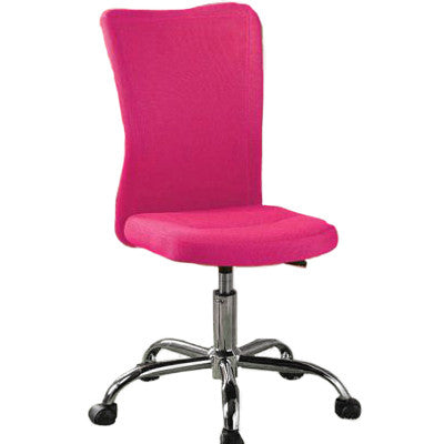 Mainstays Desk Chair-Fuschia