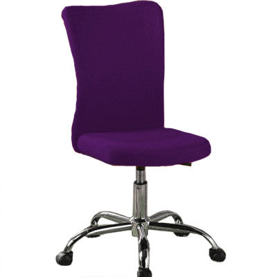 Charming Mainstays Desk Chair Purple