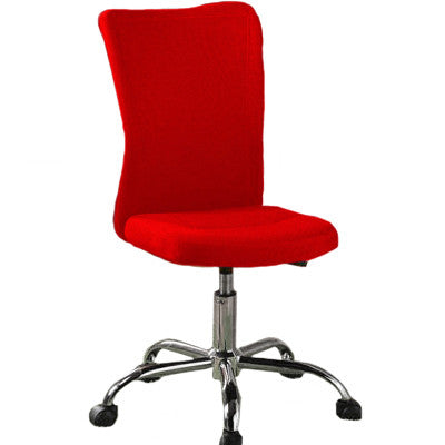 Mainstays Desk Chair-Red