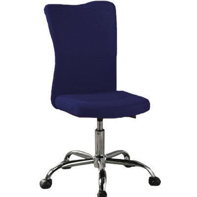Mainstays Desk Chair-Blue