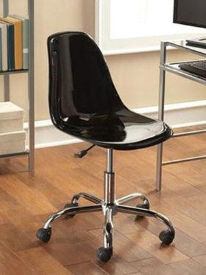 ... Mainstays Contemporary Office Chair Black