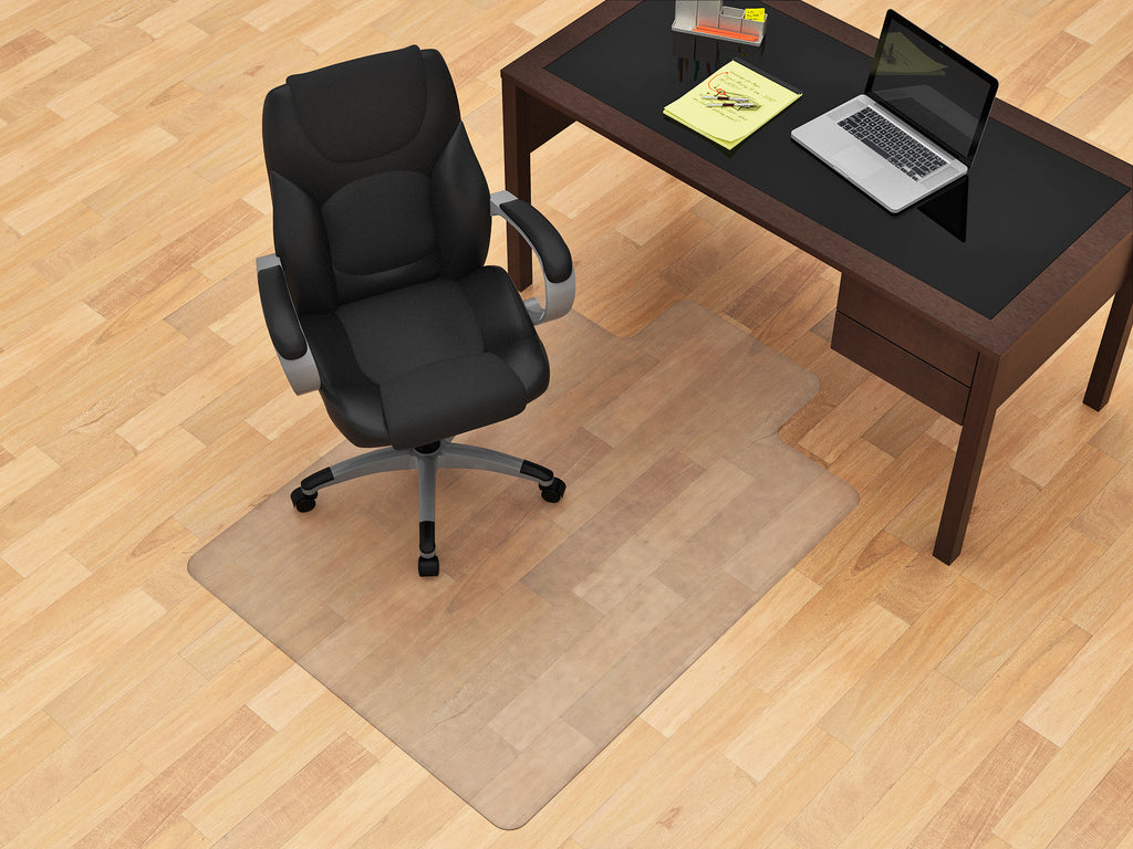 "45"" x 53"" Hard Floor Chair Mat"
