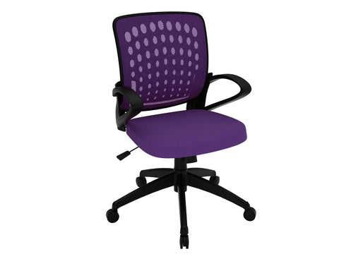 Task Chair Purple