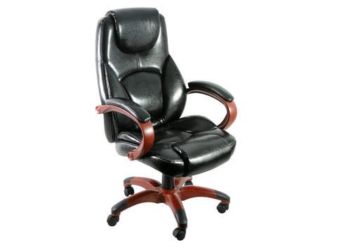Big & Tall Chair-Black