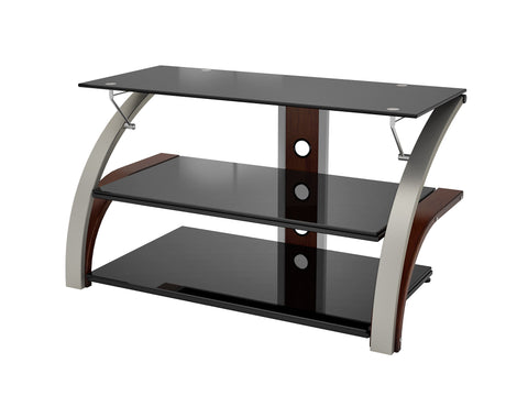 Madrid Flat Panel TV Stand with Integrated Mount