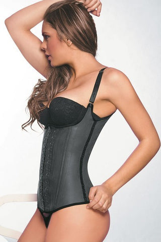 3 Hook Adjustable Strap Waist Cincher Vest