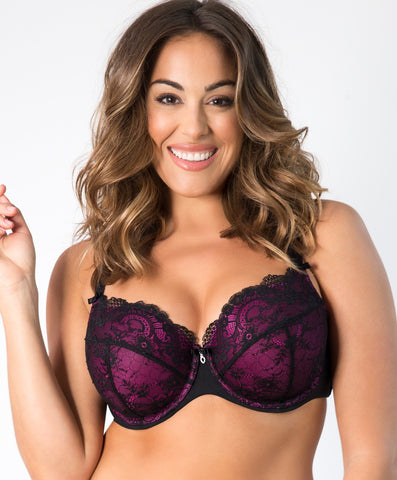 Seduction Lace Demi Bra