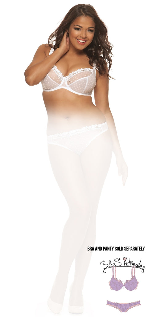 Princess Bra - White