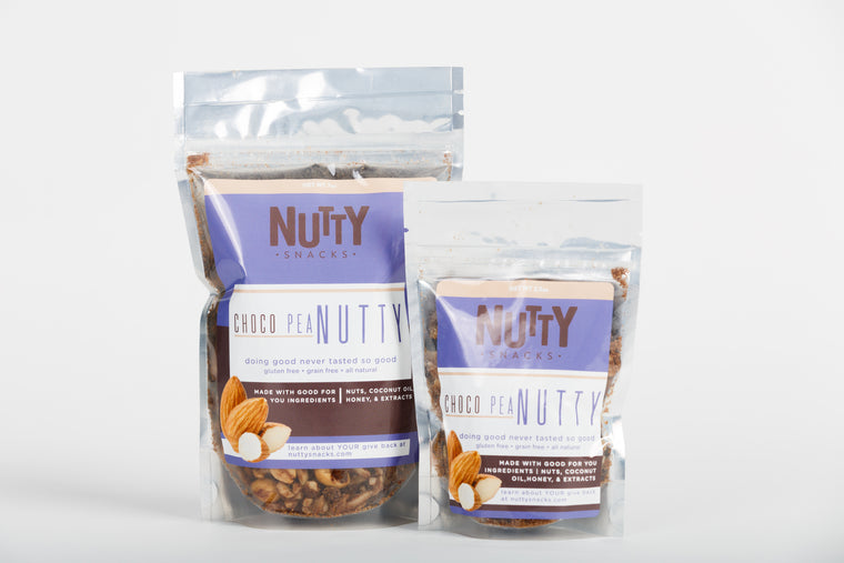 Choco Peanutty - Chocolate & Peanut Nut Mix