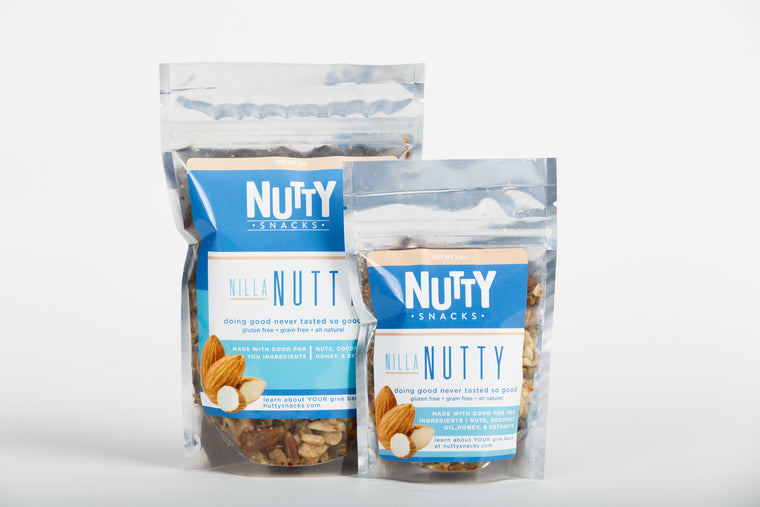 Nutty Nilla - Vanilla Nut Mix