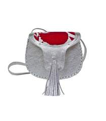 Silver Saddlebag