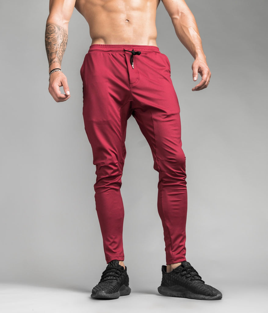 Built By B3 Silhouette Joggers - Royal Red