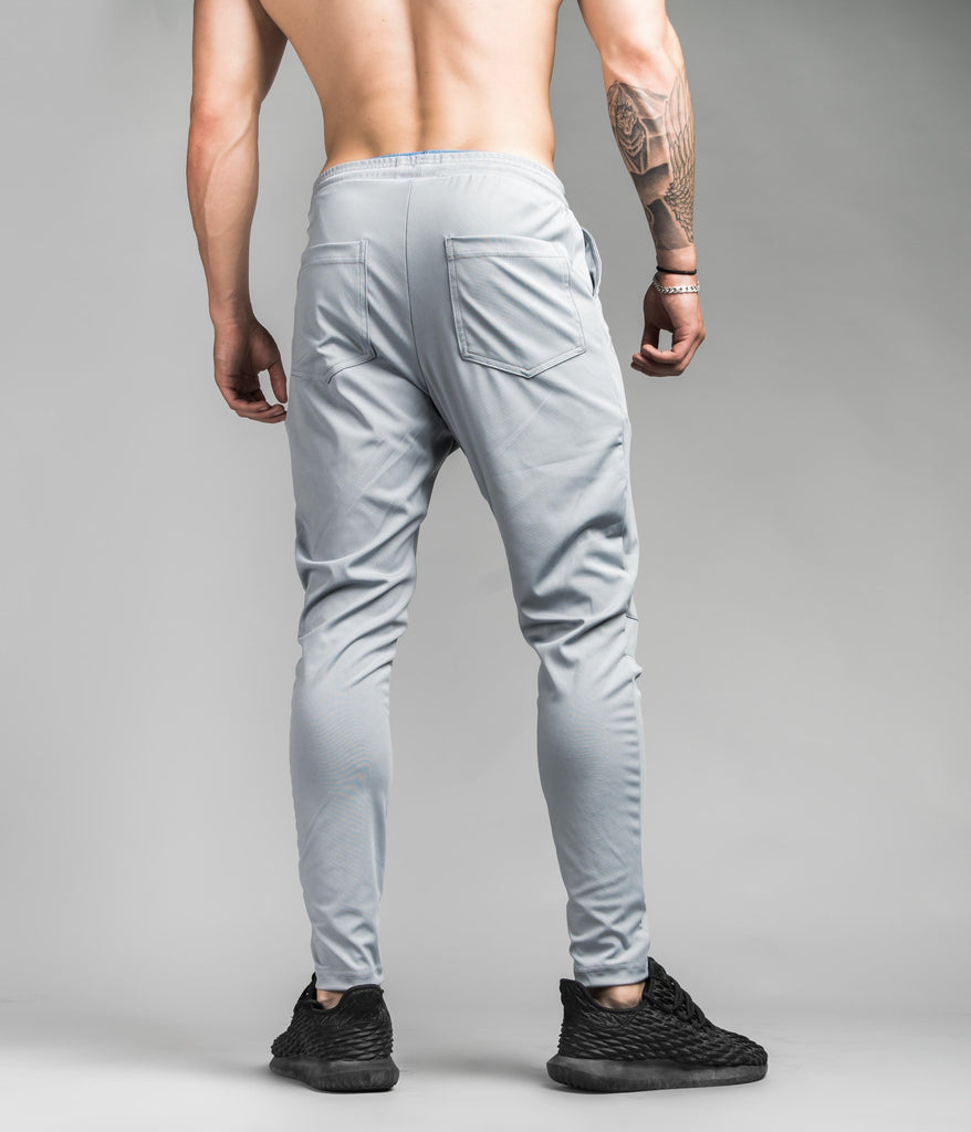 Built By B3 Silhouette Joggers - Silver