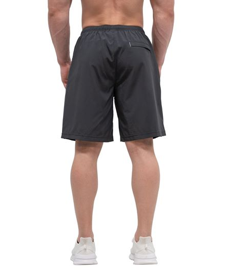 Performance Shorts- Charcoal