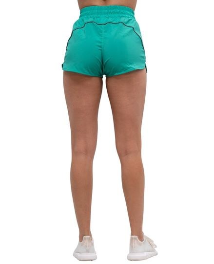 Women's Athletic Shorts - Turquoise