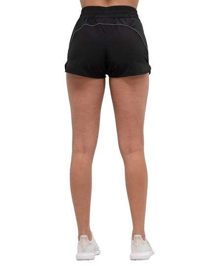 Women's Athletic Shorts - Black