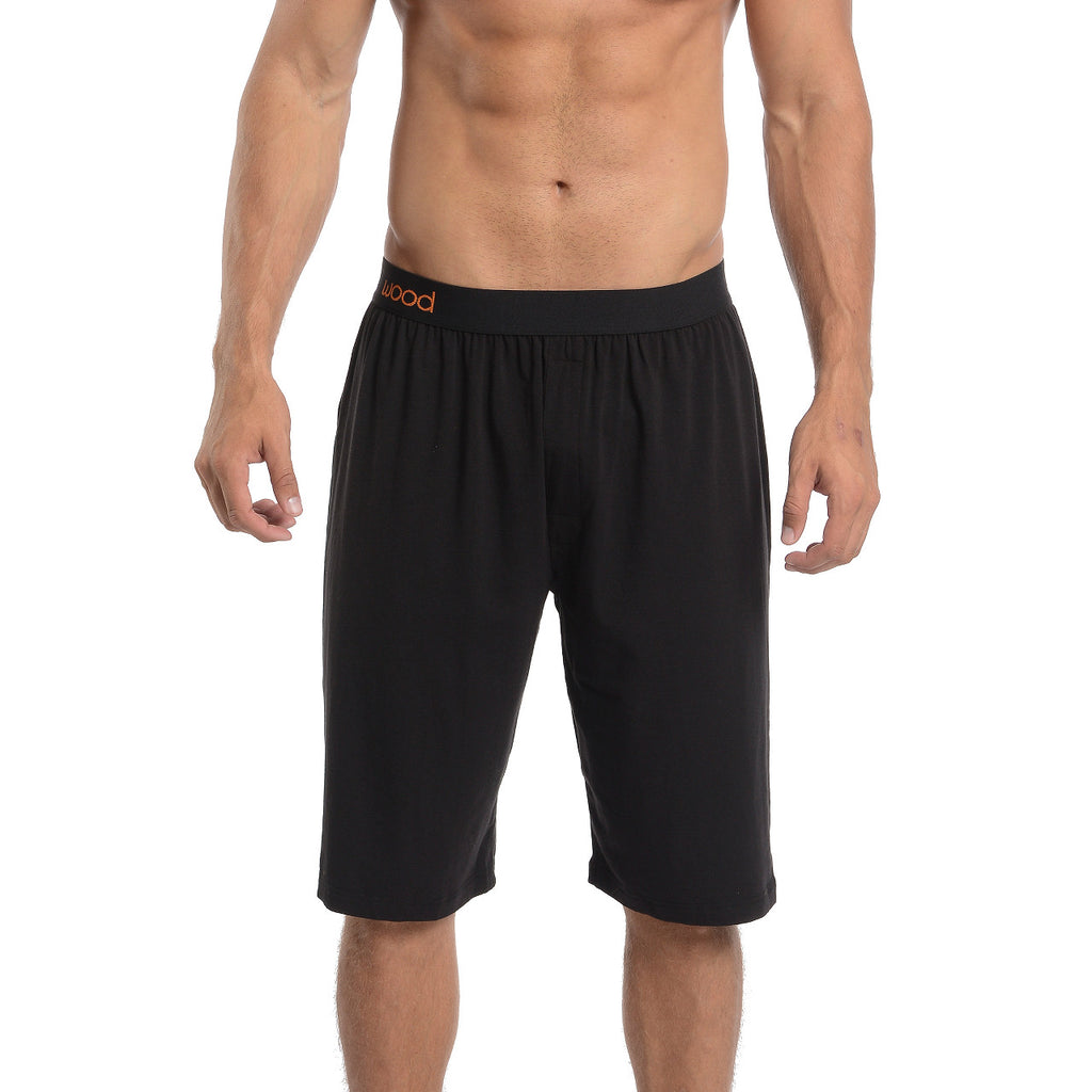 Short Lounge Pant - Black