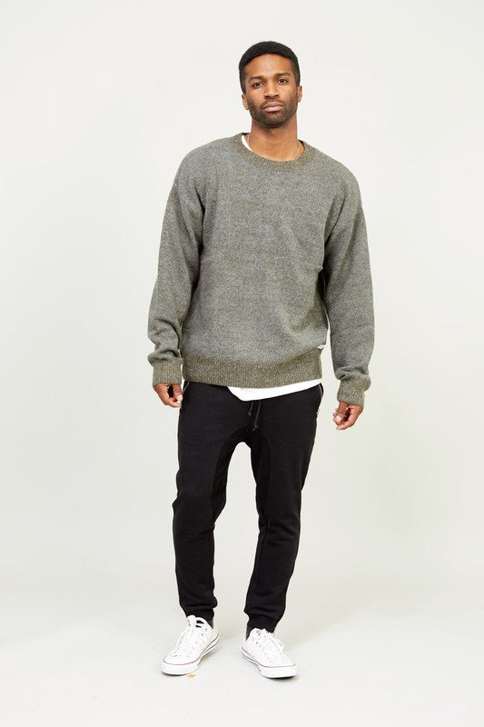 B3 Original London Crew neck - Grey