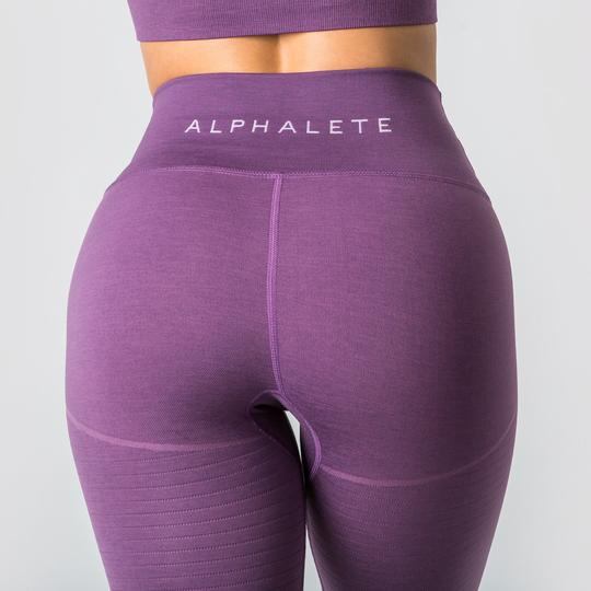 Revival R6 Leggings- Ultra Violet