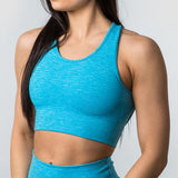 Revival Vault Bra Cayman Blue