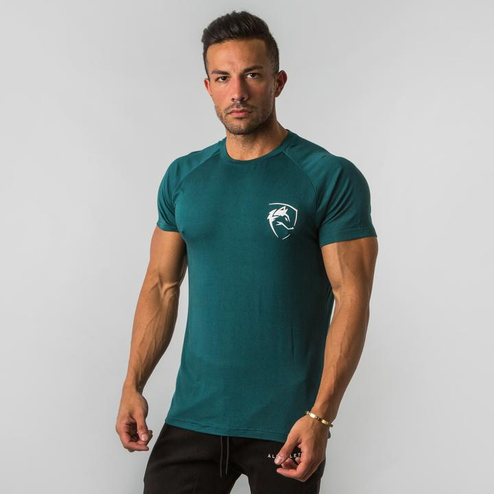 Aspire Short Sleeve - Deep Teal