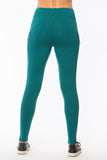 Jillian Pocket Legging - Teal