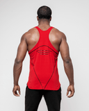 Tri Stringer- Red