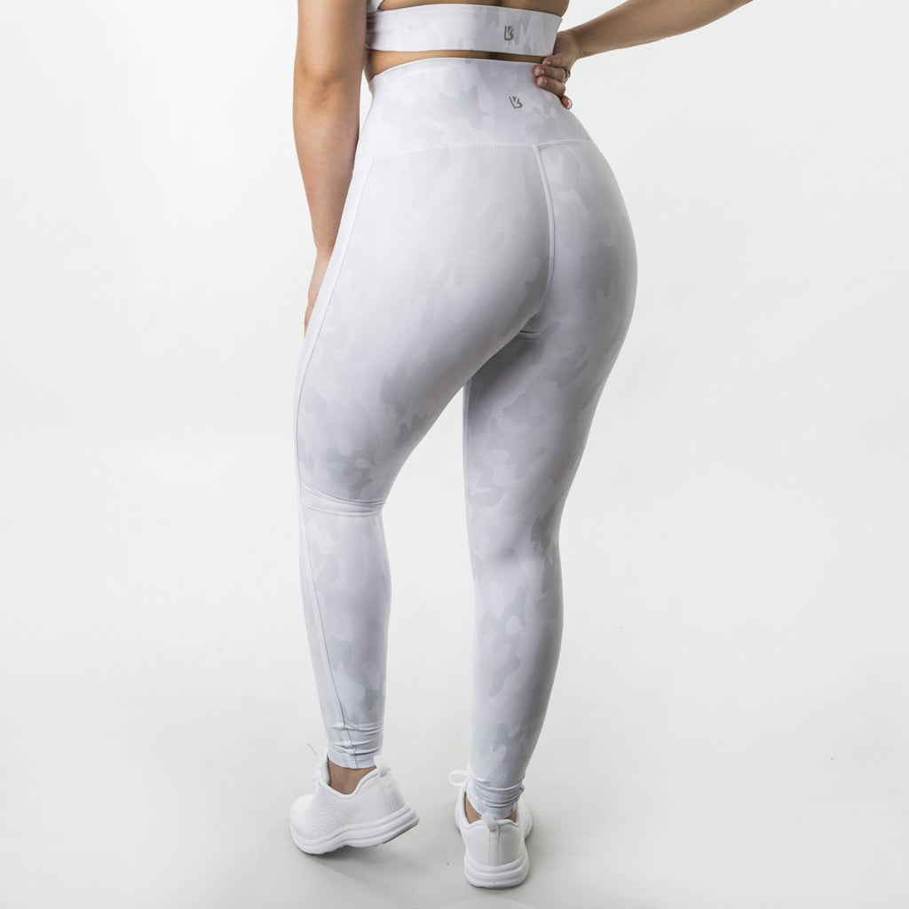 Eclipse Legging - Snow Camo