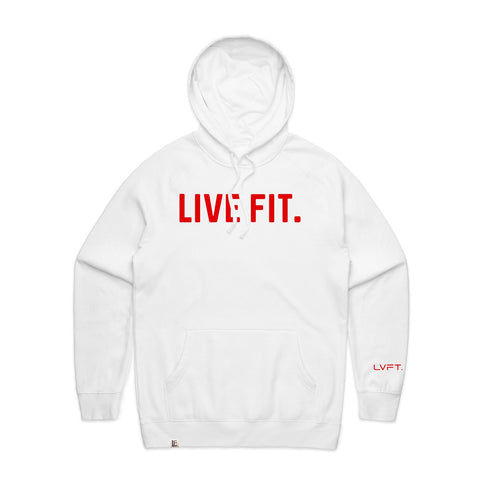 LVFT Wrecking Crew Hoodie - Heather Grey