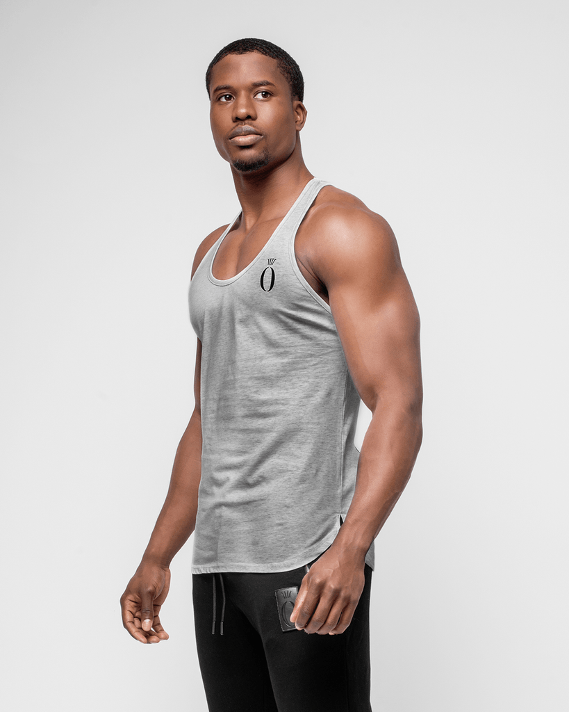 Tri Stringer- Dark Grey