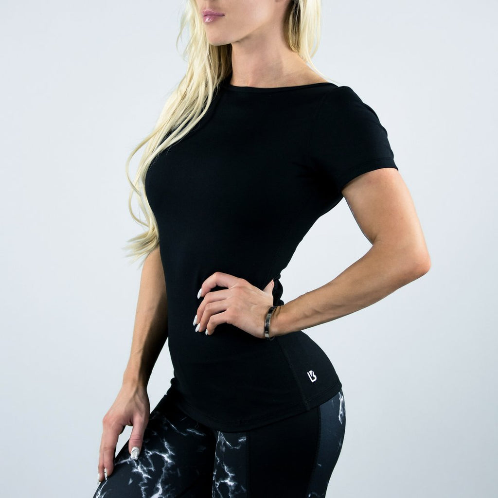 Angelina Top- Black