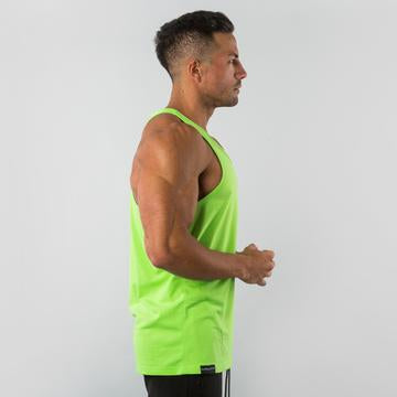 Alphalete Stringer - Acid Green
