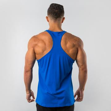 Alphalete Stringer - Royal Blue