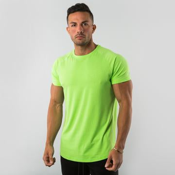 Flagship Performance Tee - Acid Green