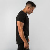 Axis Performance Tee - Black