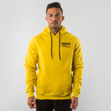 Fitted Hoodie - Yellow