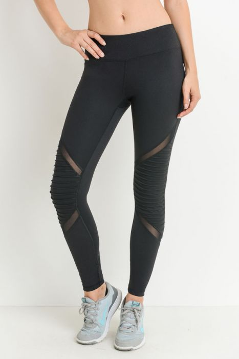 B3 Athleisure Psyche Legging - Black