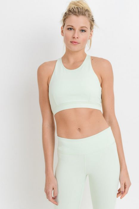B3 Summer Sports Bra - Mint