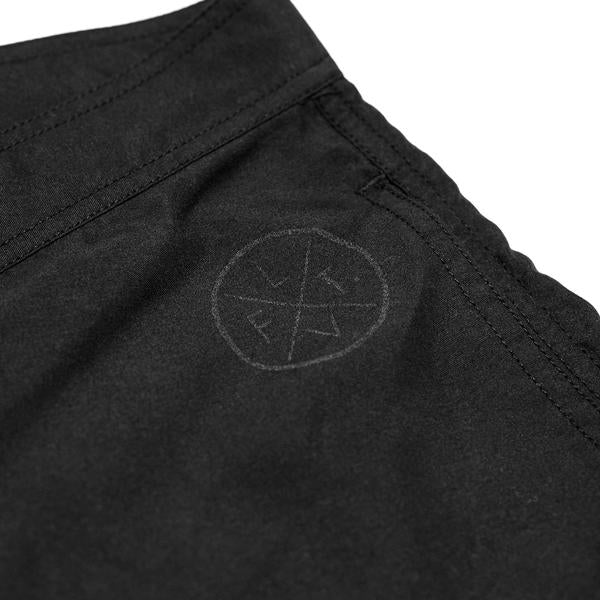 Reflective Boardshorts - Black