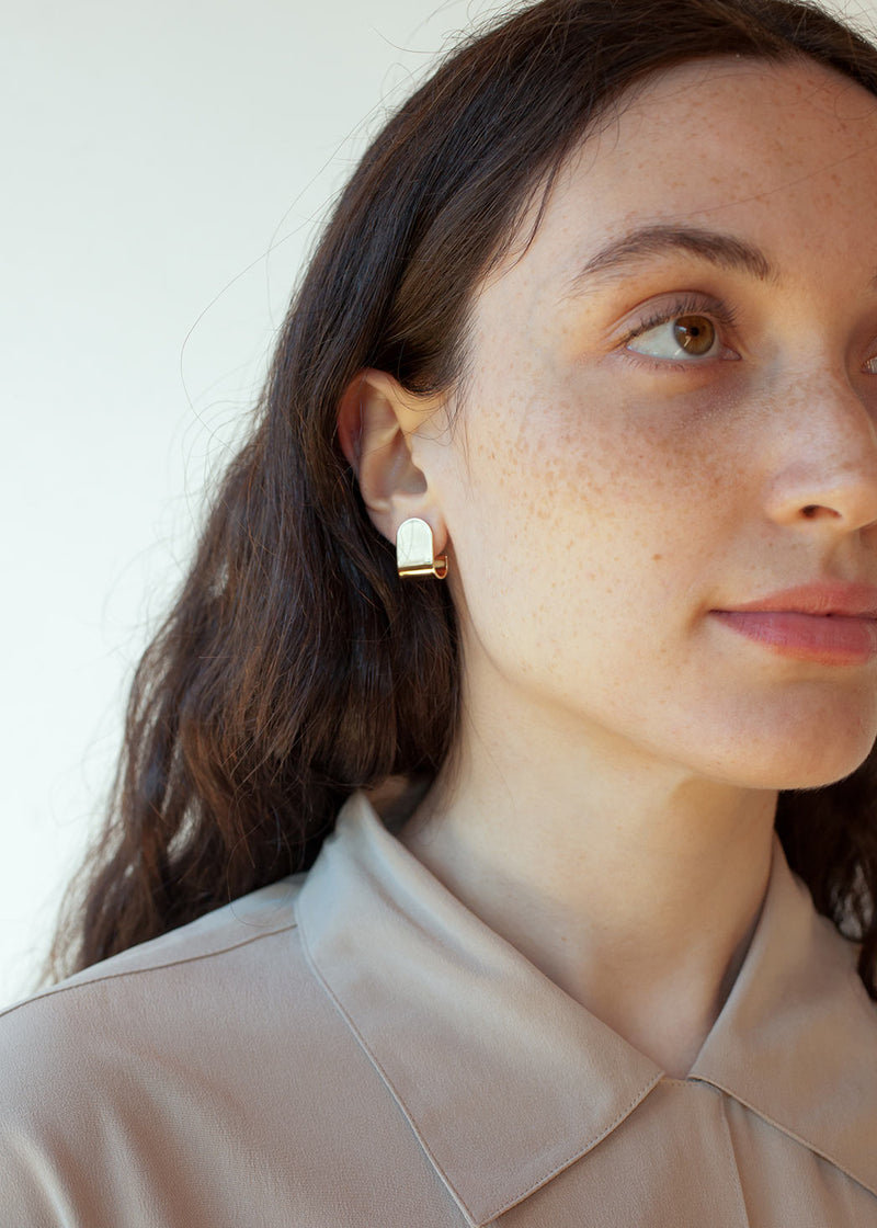 Fold Earrings