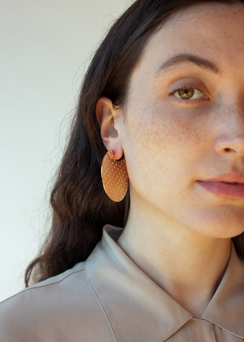 Perforated Hoops